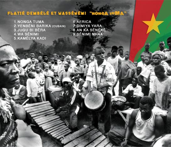 CD Nongta Tuma Flatié Dembélé